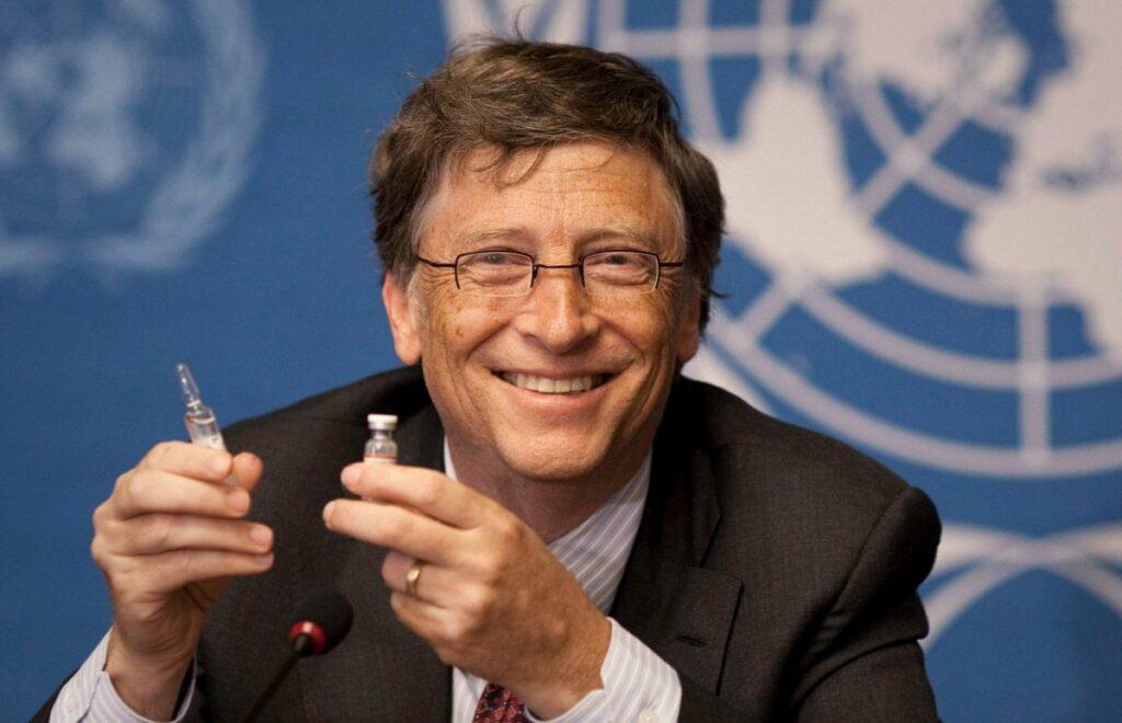 Bill Gates noi ve vaccince covid-19