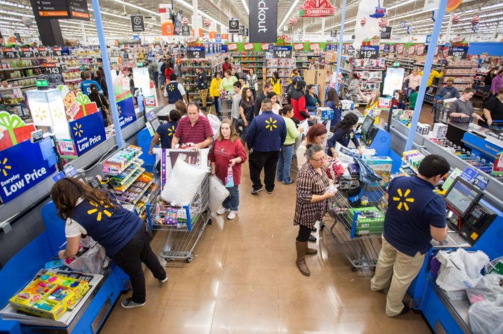 Quản trị Chuỗi cung ứng - Walmart