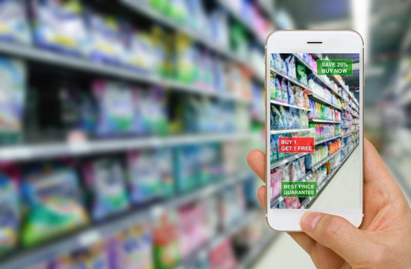 Tự động hoá và AI trong bán lẻ