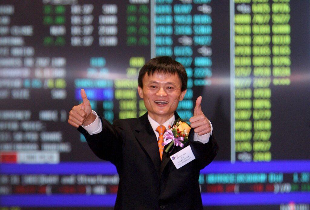 Alibaba va tuong lai cua kinh doanh - Jack Ma