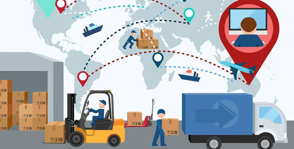 Sự phức tạp trong chuỗi cung ứng bán lẻ - V01