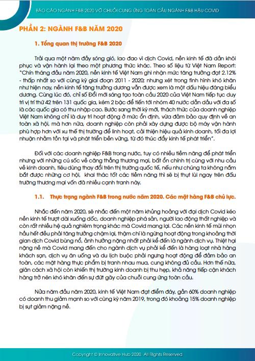 Bao cao nganh F&B 2020 - trang 4
