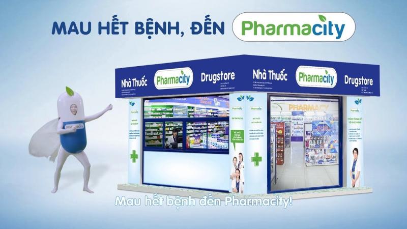 Chuỗi cung ứng Dược phẩm hoạt động như thế nào? - V03