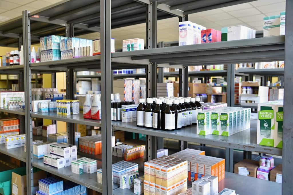 Chuỗi cung ứng Dược phẩm hoạt động như thế nào? - V02