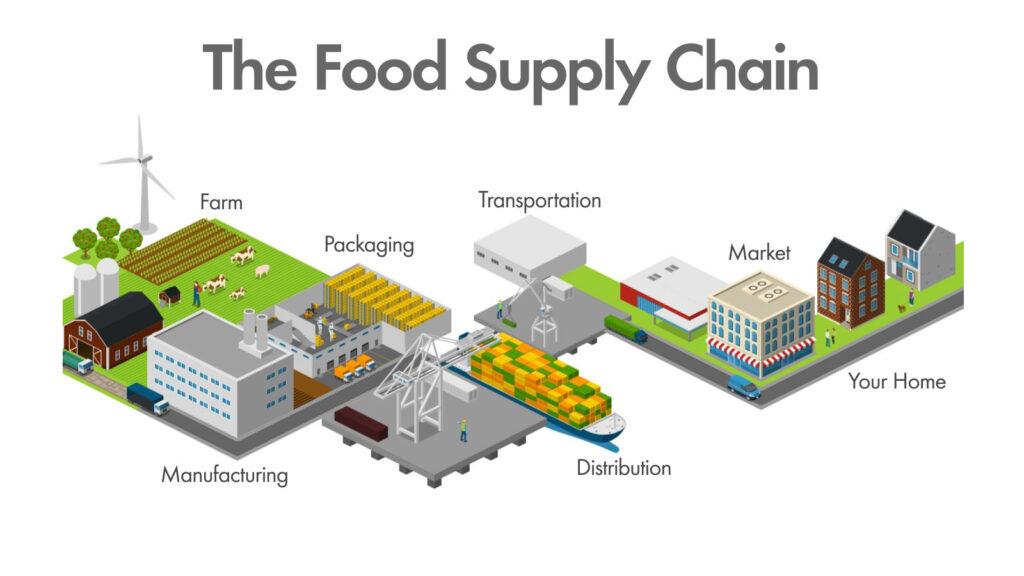 Tổng quan về Chuỗi cung ứng Thực phẩm - V01