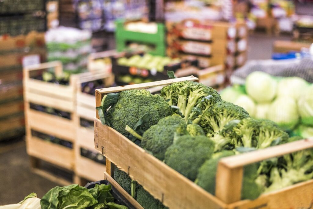 Tổng quan về Chuỗi cung ứng Thực phẩm - V02