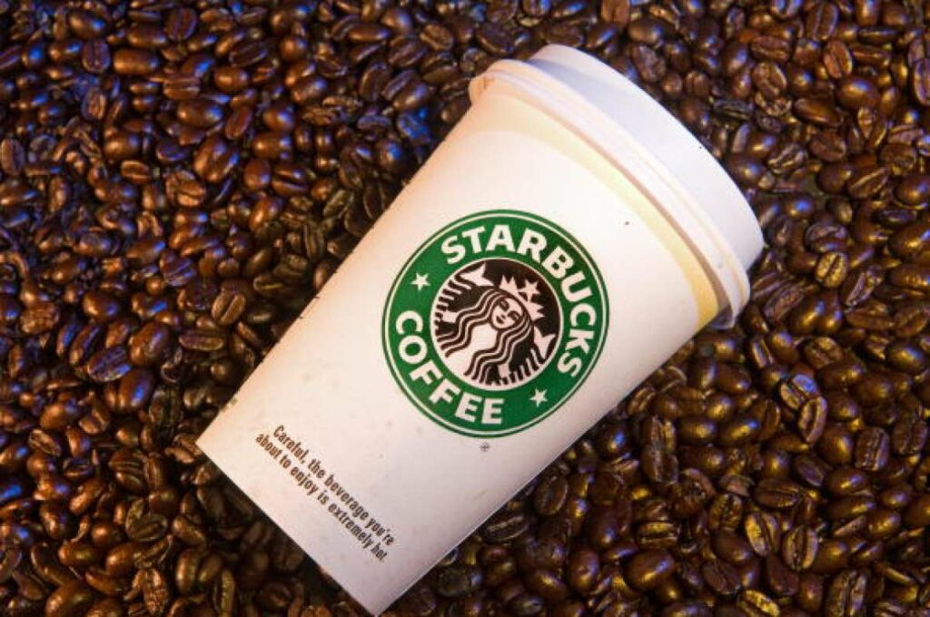 Chuyển đổi thành công Chuỗi cung ứng. Câu chuyện của Starbucks - V03