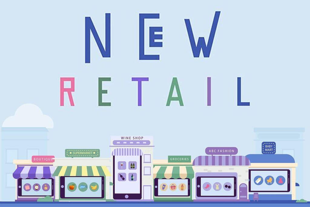 Cuộc cách mạng Bán lẻ mới (New Retail) - V01