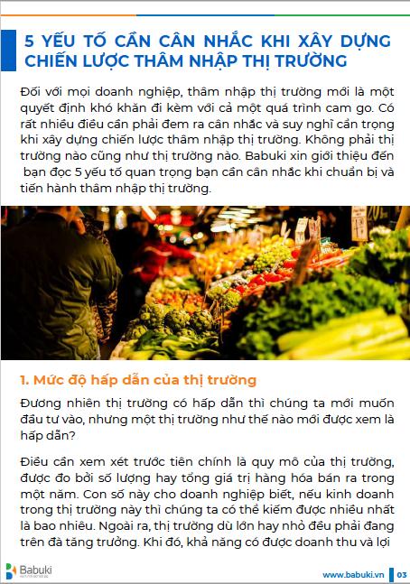Ebook Chien luoc tham nhap thi truong P2 - trang 3