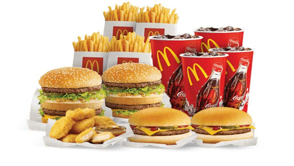 Công thức thành công của Chuỗi nhà hàng thức ăn nhanh McDonald's - V02