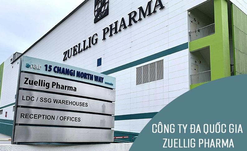 Thị trường Dược phẩm Việt Nam: Nền tảng cạnh tranh - V03