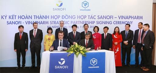 Thị trường Dược phẩm Việt Nam: Top 5 công ty hàng đầu - V05