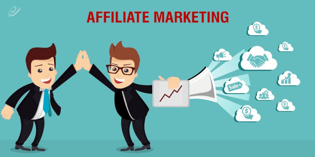 Tổng quan về các kênh Tiếp thị liên kết (Affiliate Marketing) - V01