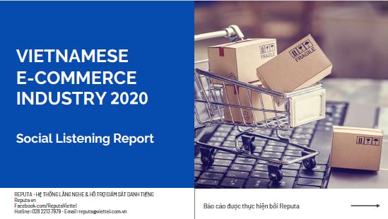 Vietnamese E-commerce Industry 2020 - cover