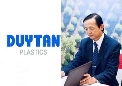Bí quyết đưa nhựa Duy Tân trở thành thương hiệu dẫn đầu của 'vua nhựa' Trần Duy Hy - V01