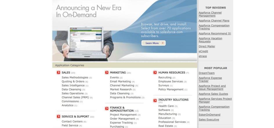 Cách thức Salesforce xây dựng Đế chế hàng chục tỷ đô la từ CRM - V05