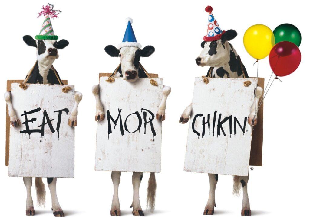 Cách thức giải bài toán 'dân tình chỉ thích burger bò' của Chick-Fil-A, chuỗi đồ ăn nhanh nổi tiếng của Mỹ, chuyên phục vụ các món gà - V03