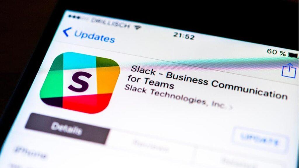 Chiến lược tăng trưởng đột phá của ứng dụng chat nhóm Slack - V01