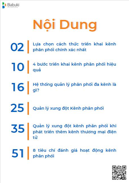 Ebook Kenh phan phoi 2 - index