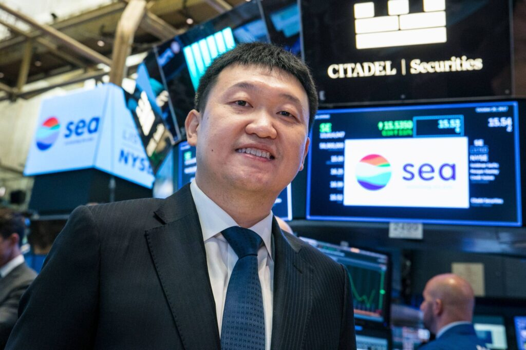 Sea Ltd của Forrest Li đạt tăng trưởng đột biến khi đại dịch Covid thúc đẩy số hóa khắp khu vực Đông Nam Á ASEAN - V02