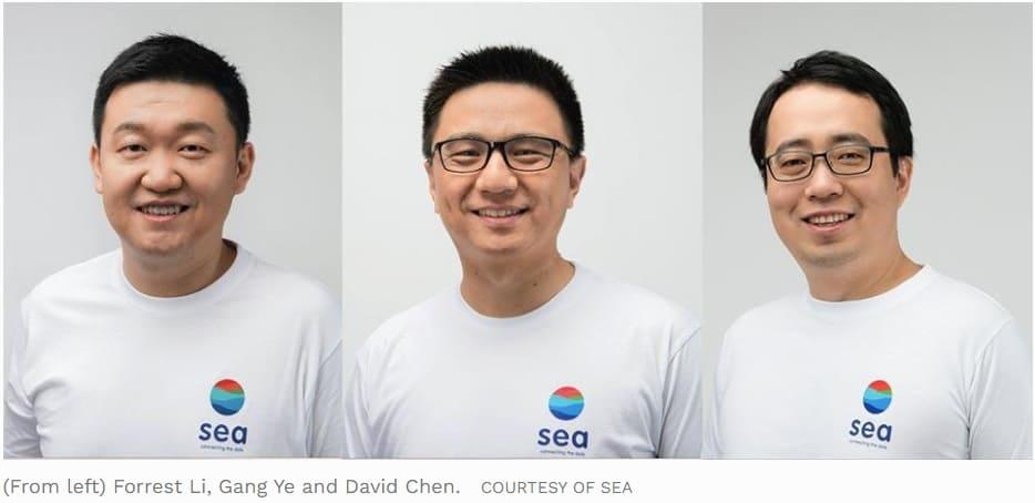 Sea Ltd của Forrest Li đạt tăng trưởng đột biến khi đại dịch Covid thúc đẩy số hóa khắp khu vực Đông Nam Á ASEAN - V05