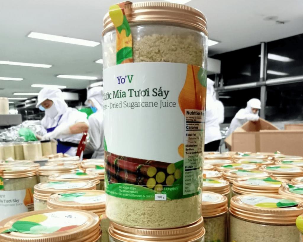 Chủ tịch Vinamit Nguyễn Lâm Viên: Khát vọng đưa nông sản Việt chinh phục thế giới - V02