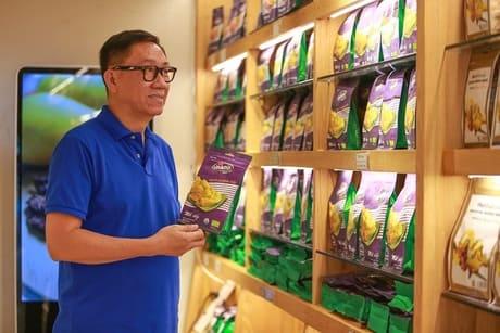 Chủ tịch Vinamit Nguyễn Lâm Viên: Khát vọng đưa nông sản Việt chinh phục thế giới - V01
