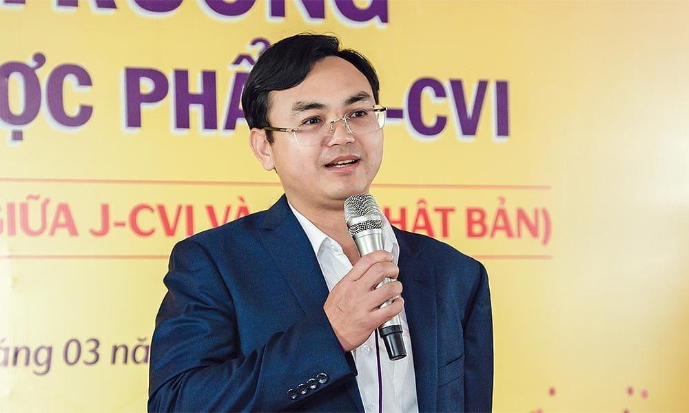 Doanh nhân Phan Văn Hiệu, CEO CVI Pharma: Khát vọng nâng tầm giá trị thảo dược truyền thống - V01